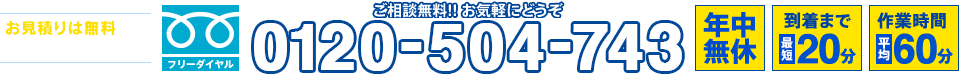 0120-504-743